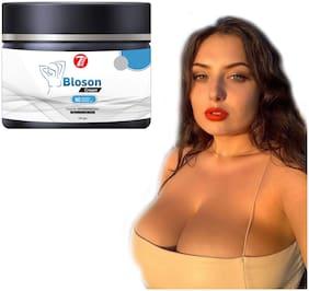 Bloson breast cream for Women / breast size growth Cream
