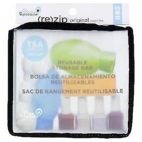 Blue Avocado re(zip) Reusable Storage Bags FDA Grade! Dishwasher & Freezer Safe!