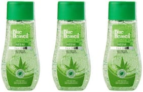 Blue Heaven Neem Face wash (100ml) (Pack of 3)