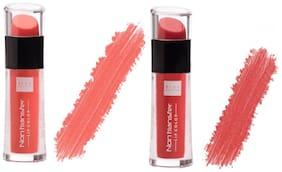 Blue Heaven  Non Transfer Lip Color 2.8 ml Shade (2-4) Sunset Orange-Brick Red