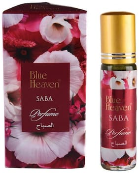 Blue Heaven Roll On Perfume-Ithar (Saba)