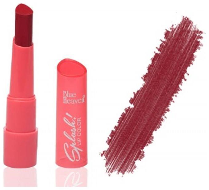Blue Heaven Splash Lipstick  maroon  2.7g  Pack of 1