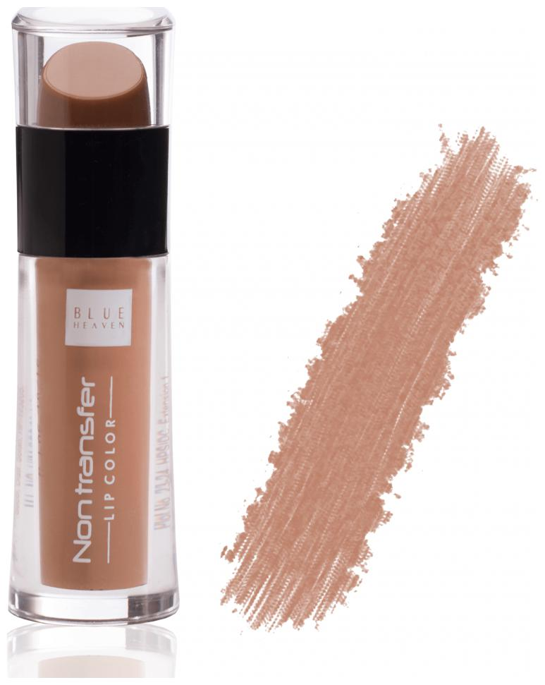 Blue Heaven Non Transfer Lip Color Nude 2.8ml  Pack of 1  by Fashion Zone