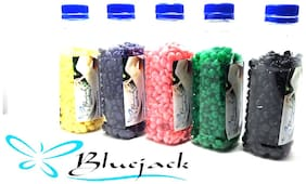 Bluejack Natural Beans Stripless Wax 100g (Pack of 5)