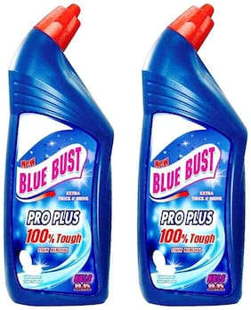 Blue Bust Toilet cleaner 1 L (Pack of 2)