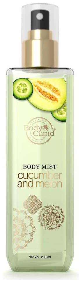 Body Cupid Cucumber and melon body mist - 200ml