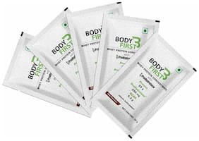 Body First Whey Protein Concentrate with ProHydrolase, 160 g, 5 sachets
