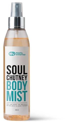 Body Mist-Soul Chutney-200 ml