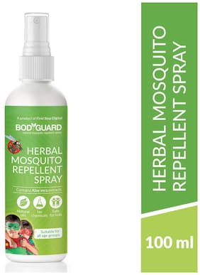 Bodyguard Natural Anti Mosquito Spray For Babies 100 ml