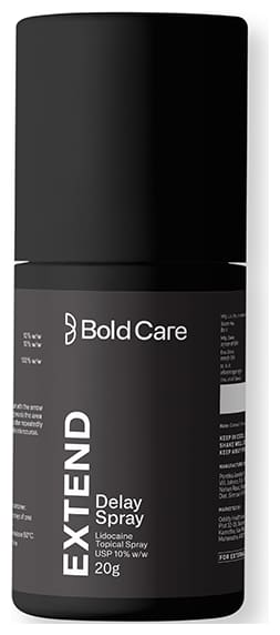 Bold Care Extend - Long Last Spray for Sex Pack of 1 (20 ml)