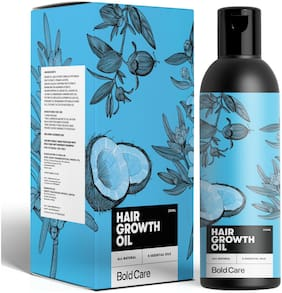 Bold Care Hair Growth Oil 200 ml Pack of 1