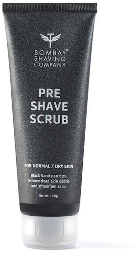 Bombay Shave Company Pre-Shave Scrub
