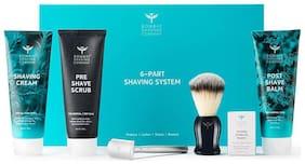 Bombay Shaving Company Complete Shaving Kit 6 pcs