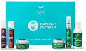 Bombay Shaving Company Beard Care Starter Kit (Mint-scented)