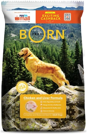 Bornfree Adult Dog Food 10 kg