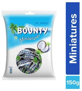 Bounty Chocolate - Miniatures 150 g