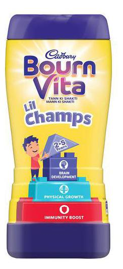 Bournvita Little Champs Pro-Health Chocolate Drink 500 gm
