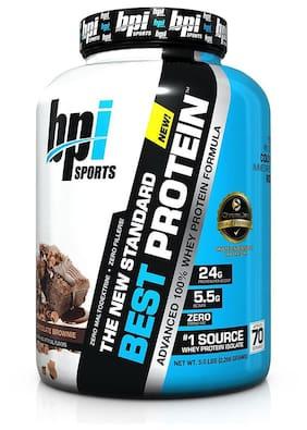 BPI Sports Best Protein 2.31 kg (5.1 lb) (Chocolate Brownie)