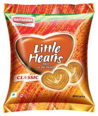 Britannia Biscuits Little Hearts 20 g