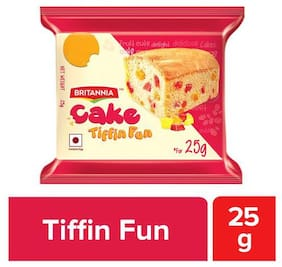 Britannia Cake - Tiffin fun 25 g