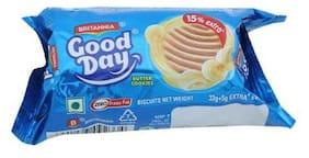 Britannia Good Day Cookies - Rich Butter, 35 g Pouch