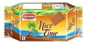 Britannia Nice Time Sugar Showered Coconut Biscuits 73 g