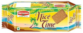 Britannia Nice Time - Sugar Showered Coconut Biscuits 150 gm
