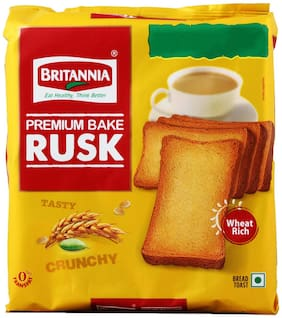 Britannia Premium Bake Rusk (Toast)200 g