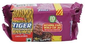 Britannia Tiger Cookies - Krunch Chocochips 32 g