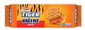 Britannia Tiger Cream Biscuits - Orange 43 gm