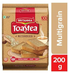 Britannia Toastea - Multigrain Rusk 200 g