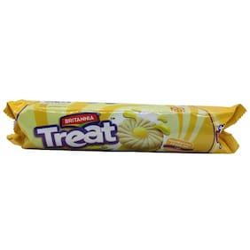 Britannia Treat - Pineapple Biscuits 150 gm