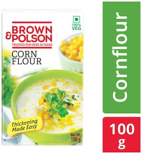 Brown n Polson Corn Flour 100 g