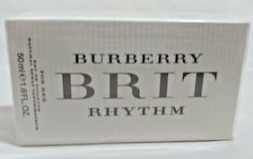 Burberry Brit Rhythm For Her 1.6 fl oz 50 mL Eau de Toilette Spray Sealed