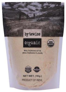 Bytewise organic Multigrain atta 1000gm (pack of 1)