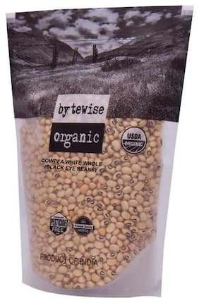 Bytewise Organic Cowpea White Whole 1000gm
