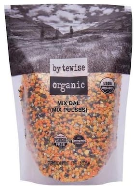 Bytewise organic Mix Dal 1000gm (pack of 1)