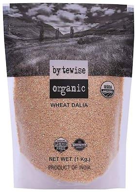 Bytewise Organic Wheat Dalia , 1Kg