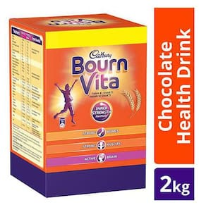 Cadbury BournVita Health Drink - Chocolate 2 kg