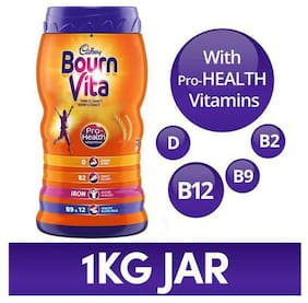 Cadbury Bournvita Health Drink Chocolate 1 Kg