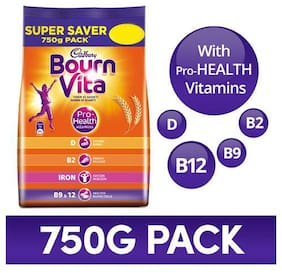 Cadbury Bournvita Health Drink Chocolate 750 g