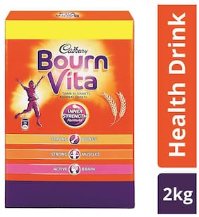 Cadbury Bournvita Health Drink, 2 kg