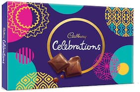 Cadbury Celebrations Assorted Chocolate Gift Pack 186.6 g Pack of 5