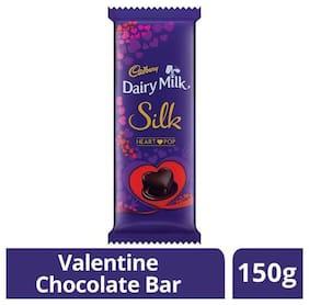 Cadbury Dairy Milk Silk Valentine Chocolate  Bar 150 g