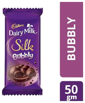 Cadbury Dairy Milk Silk Bar 50 g