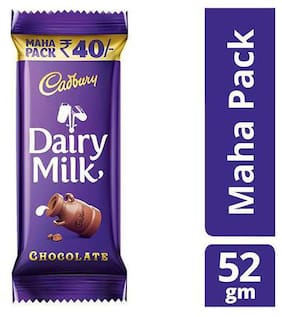 Cadbury Dairy Milk Chocolate 52 g