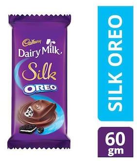 Cadbury Dairy Milk Silk Oreo 60 g