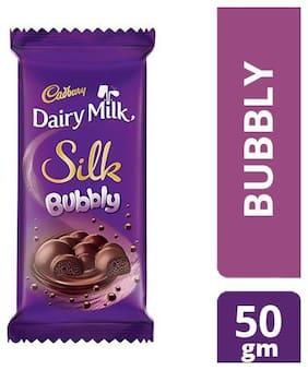 Cadbury Dairy Milk Silk Bar 50 g
