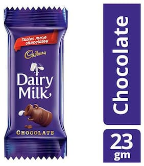 Cadbury Dairy Milk Chocolate 23 Gm