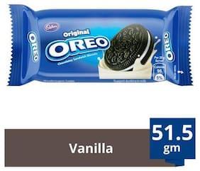 Cadbury Oreo Creme Biscuit Vanilla 51.5 Gm